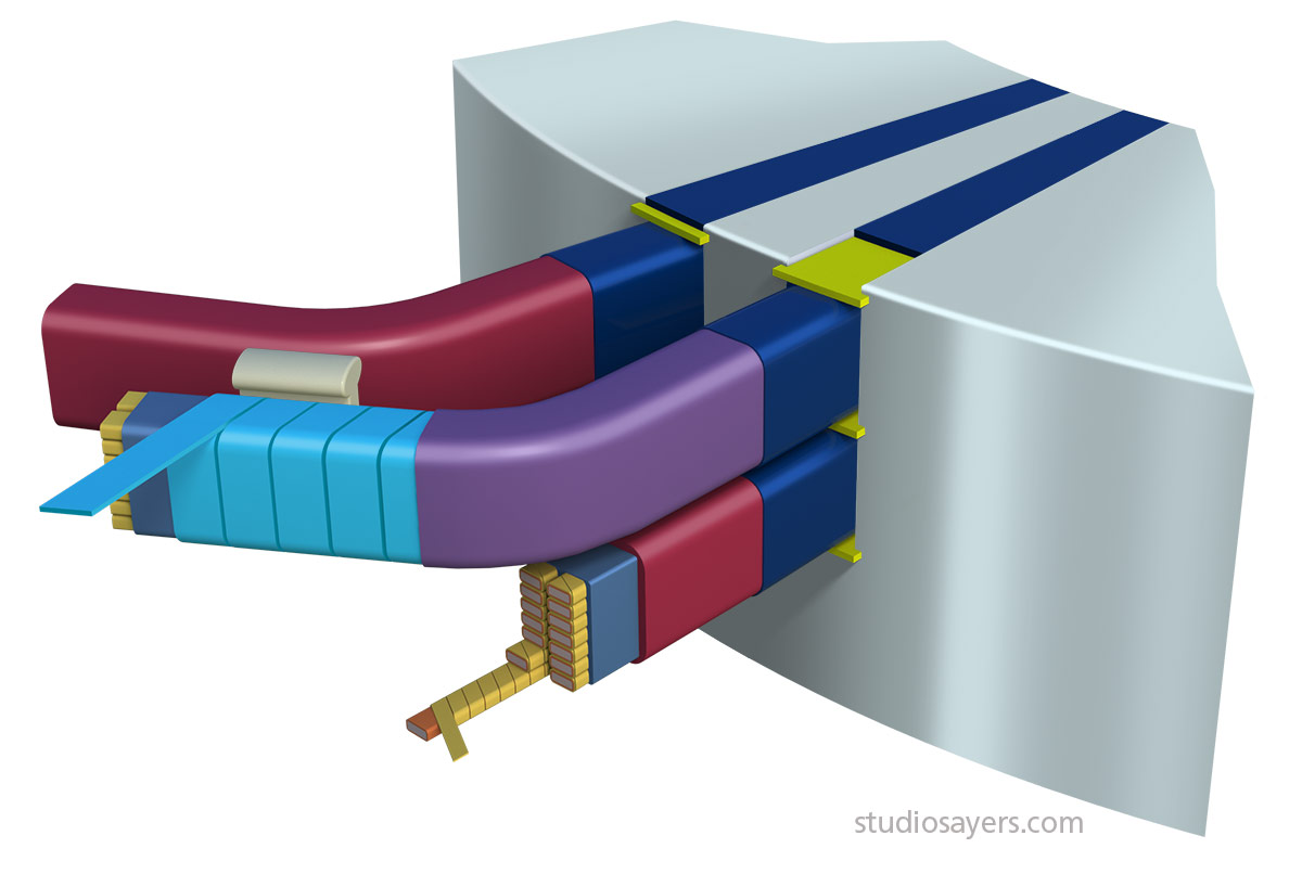 Wind Turbo Generator Tape