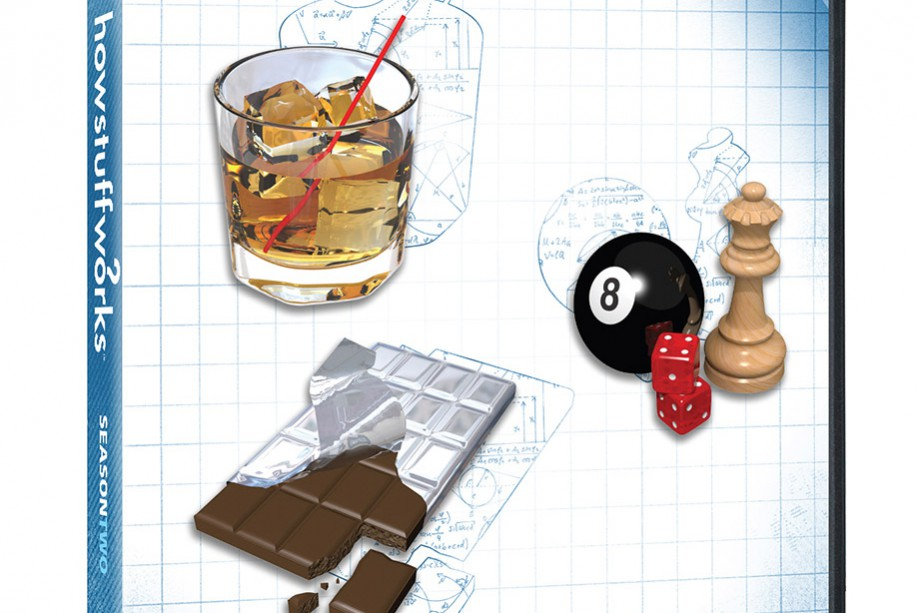 how stuff works whiskey chocolate games cover