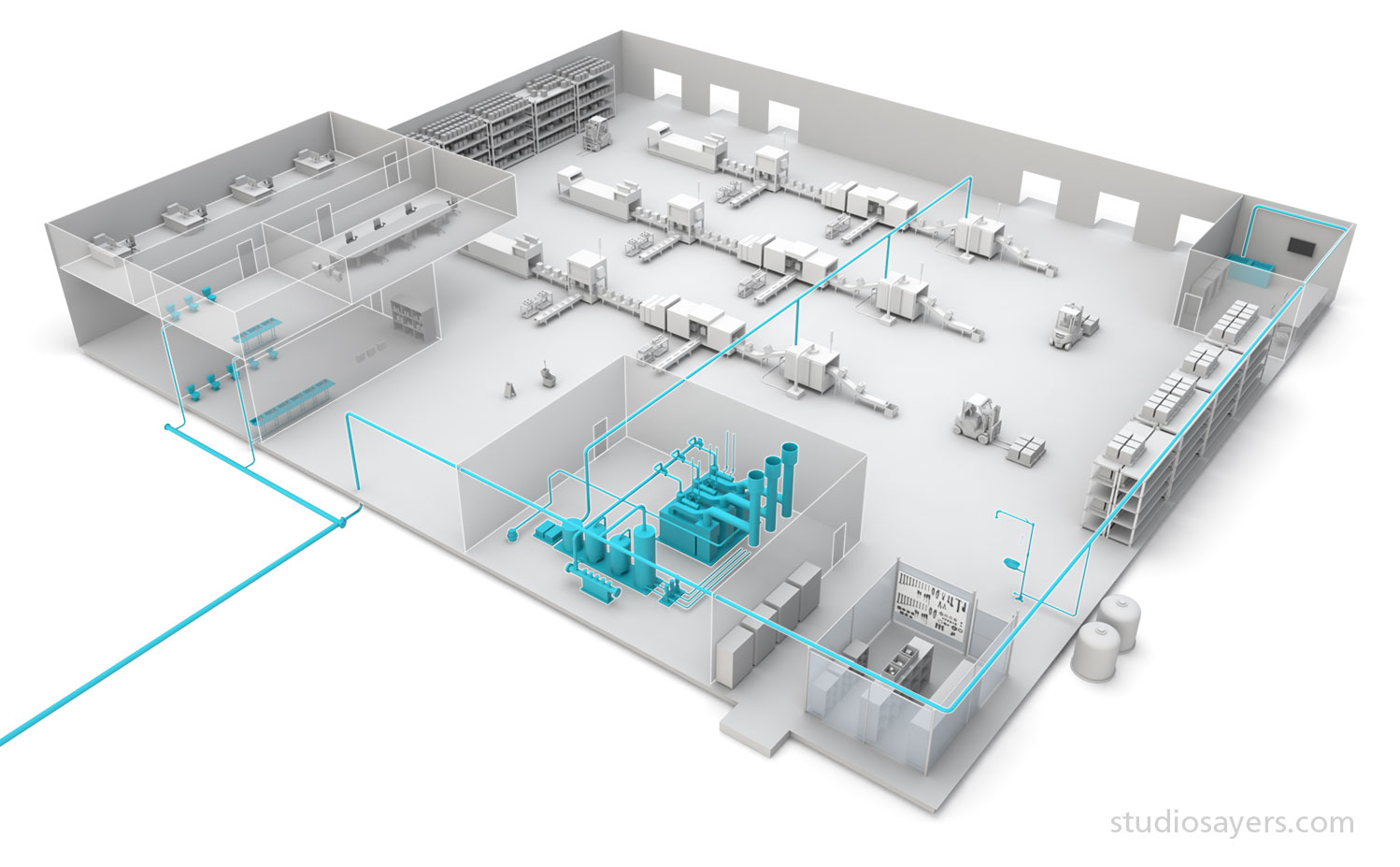 Factory Commercial /Mechanical