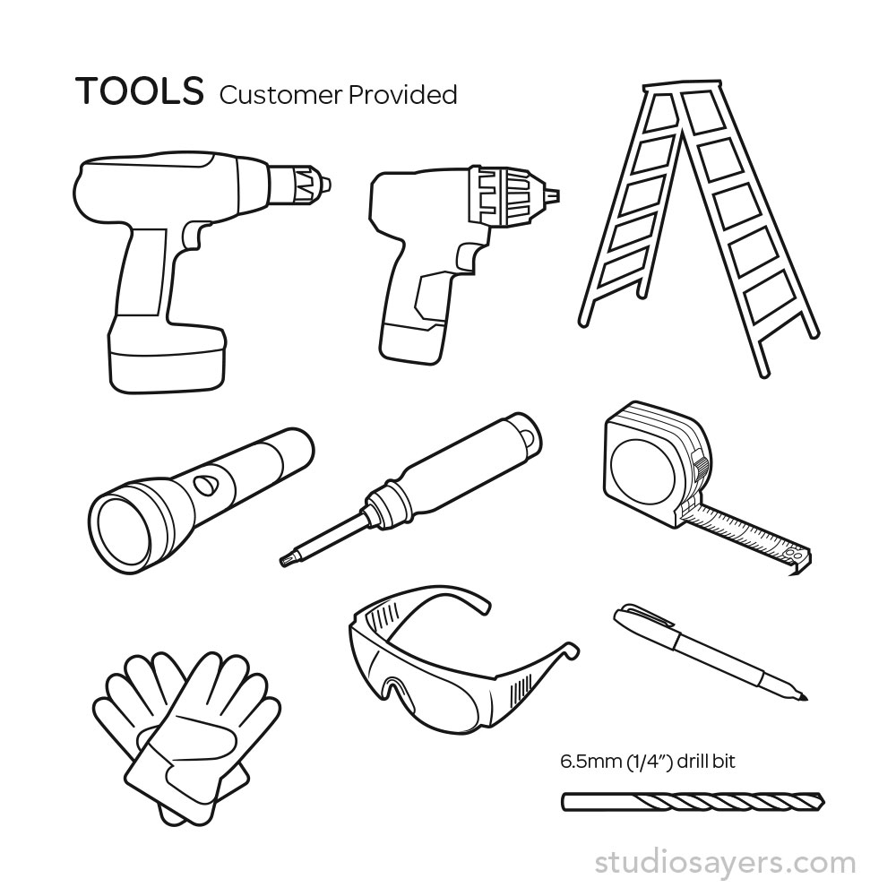 Sensor installation tools